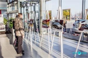 выставка Toyota Camry