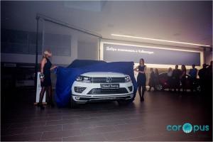 Презентация Volkswagen Touareg