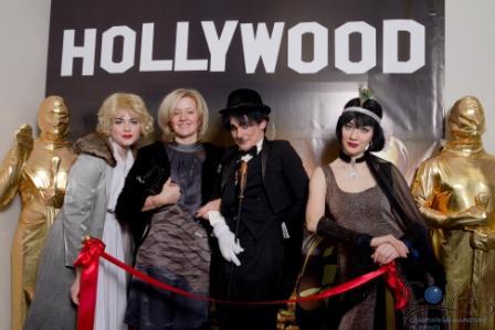 Вечеринка Голливуд