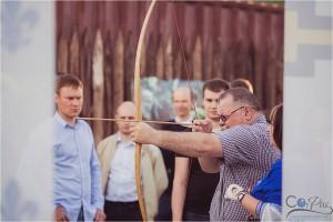 Тимбилдинг Рыцарский турнир