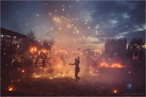 fire show калининград