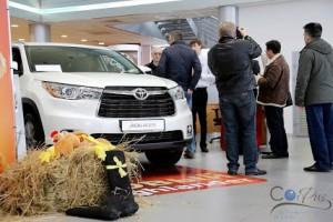 Презентация Toyota Highlander