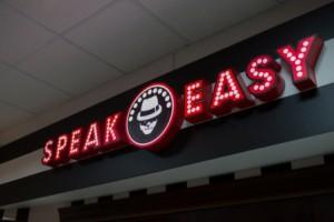 Открытие ресторана SpeakEasy