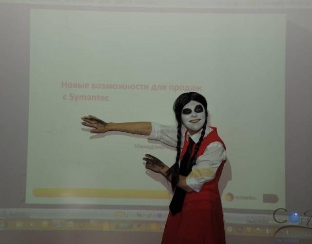 Презентация антивируса от Symantec