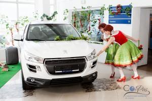 Презентация нового Peugeot 4008