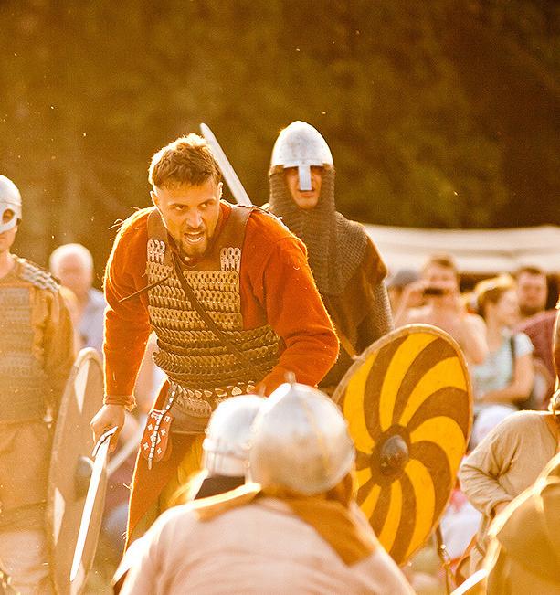 Тимбилдинг Погружение в Средневековье
